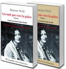 Les sept pas vers la grâce - Simone Weil